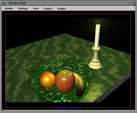 Lighting_basics   Maya tutorials   Scoop.it