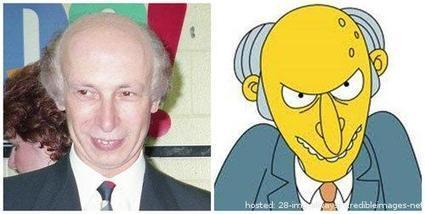 People that look exactly like Simpsons Characters | Just For Fun | Scoop.it