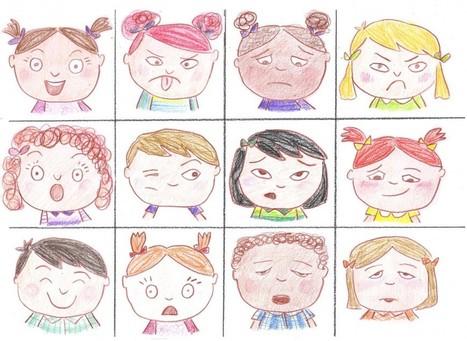 Educación emocional: Actividades para identificar las emociones | Recull diari | Scoop.it