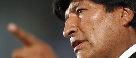 Sic Noticias – Notable e irónica intervención de Evo Morales ante los Jefes de Estado de la CEE. | Money Online! ... Dinero Online! | Scoop.it