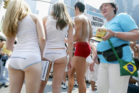 Les sous-vêtements vibrants bientôt en vente - Bilan | industrie textile | Scoop.it