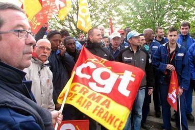 Elancourt : la grève s'arrête chez CRMA, mais les tensions persistent | LAURENT MAZAURY : ÉLANCOURT AU CŒUR ! | Scoop.it