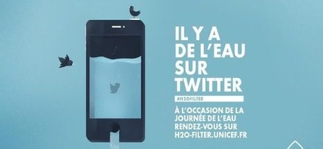 Case Study Publicis Conseil : On a trouvé de l'eau sur Twitter | Marketing & advertising 2.0 | Scoop.it