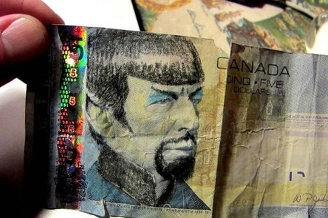 La Banque du Canada espère freiner les hommages à M. Spock | The Blog's Revue by OlivierSC | Scoop.it
