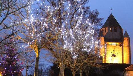 Noël, Joyeux Noël ! | Cité médiévale de #Provins | Scoop.it