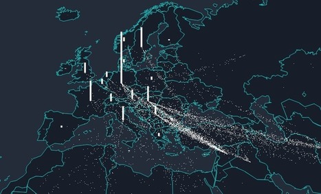 The European countries that take in the most refugees, in one interactive map | STEM Connections | Scoop.it