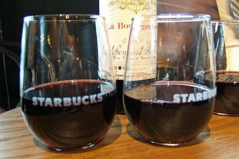 Starbucks vend des bières et du vin au Japon ! » Japon Facile | Autour du vin | Scoop.it