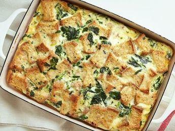 Breakfast Casserole : Food Network Kitchen : Food Network | Shrewd Foods | Scoop.it