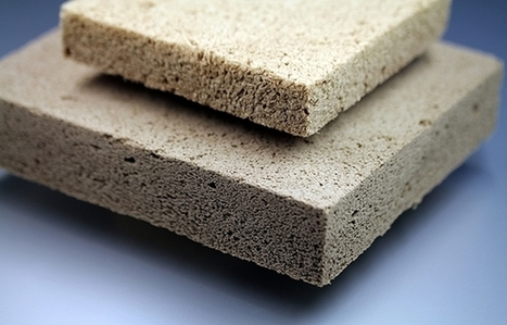 Isoler sa maison avec de la mousse de bois | Efficycle | Scoop.it