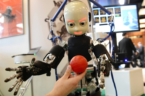 Stunning artificial intelligence at the 2014 InnoRoboSummit | Artificial Intelligence | Scoop.it