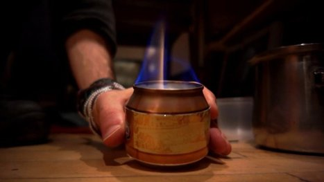 How To Turn A Beer Can Into The Only Camping Stove You'll Ever Need | Inspired | Scoop.it