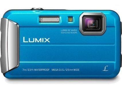 Panasonic Lumix DMC-TS25 16.1 MP Tough Digital Camera | Gadget World Store | Camera | Scoop.it