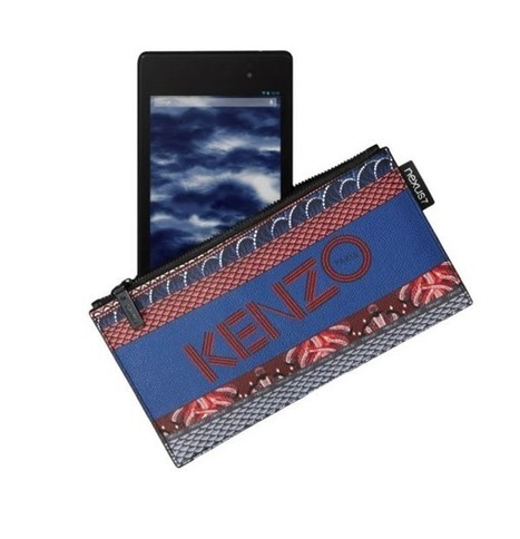 Kenzo creates a bespoke case for the Nexus 7 | Lux Social Web | Scoop.it