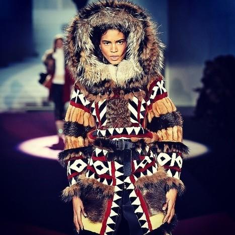 Oh No They Didn't: Designers Show 'Squaw' Fashion in Milan | AboriginalLinks LiensAutochtones | Scoop.it