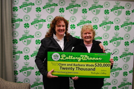 Student Accomplishments:Mother-daughter attribute Lotto wins to ... | New Age Brains | Scoop.it