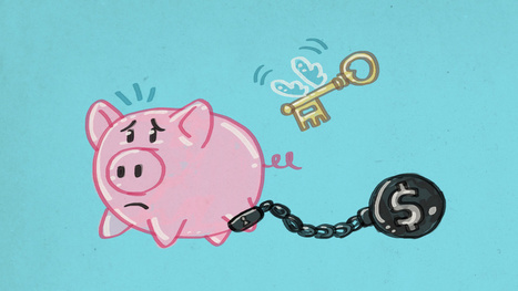 5 Big Mistakes Keeping You in Debt (and How to Overcome Them) | going to college | Scoop.it