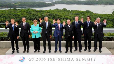 G7-Staatschefs drohen mit Verschärfung der Sanktionen gegen Russland und Umsetzung von TTIP 2016 | www.prwirex.com | Scoop.it