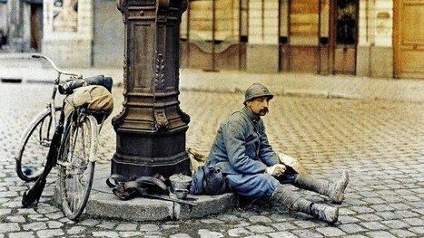 La Primera Guerra Mundial, en imágenes en color - InfoBAE.com | Recursos d'història | Scoop.it
