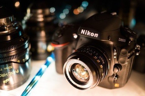 Nikon D800 hacked with 50Mbit/s high bitrate video option | EOSHD.com | FilmTechnic | Scoop.it