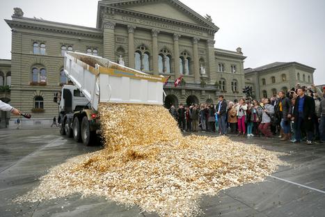 "Rather than savage cuts, Switzerland considers ""Star Trek"" economics | leapmind | Scoop.it"