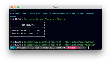 scan - The easiest way to run tests of your iOS and Mac app | iOS & OS X Development | Scoop.it
