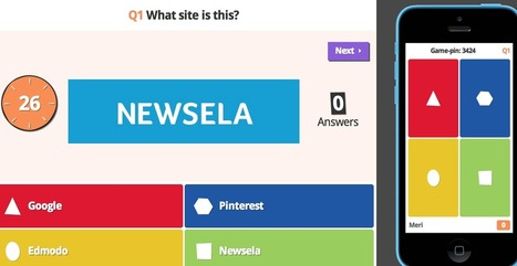 Kahoot! An Easy To Use, Multi-Device Quiz Platform | Tech For ... | Edtech PK-12 | Scoop.it