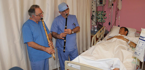 How Sufi Music Helps Patients in Turkey | Turkish Classical and Sufi Music | Scoop.it