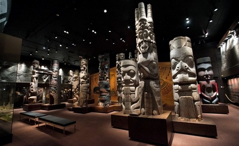 Royal British Columbia Museum plans for virtual visits - Victoria Times Colonist   Creative Spirits   Scoop.it