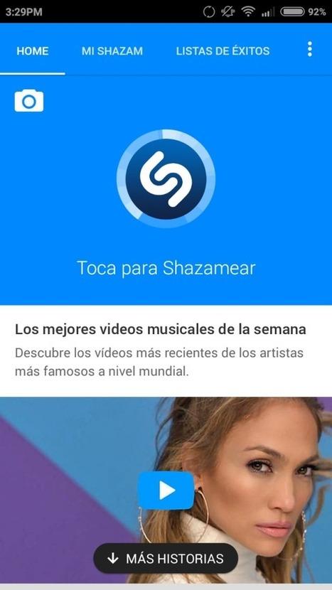 Ahora con Shazam puedes identificar imágenes y códigos QR | Creatividad y Comunicación 2.0 | Scoop.it