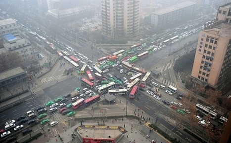 80% of City Dwellers Breathing Dangerous Levels of Polluted Air, says WHO | ecology and economic | Scoop.it