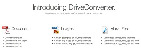 File Converter for Google Drive | IKT och iPad i undervisningen | Scoop.it
