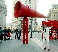 Art Megaphone   DESARTSONNANTS - CRÉATION SONORE ET ENVIRONNEMENT - ENVIRONMENTAL SOUND ART - PAYSAGES ET ECOLOGIE SONORE   Scoop.it
