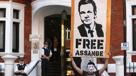 Assange refused offer of assistance from Australia | Payday UK Loan- Payday Loans | Scoop.it