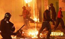UK riots analysis reveals gangs did not play pivotal role - The Guardian   London Riots Sensemaking   Scoop.it