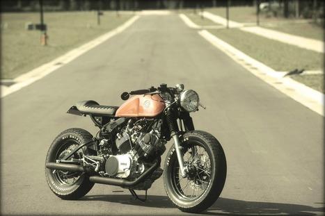 Et toi tu ferais quoi avec un 750 XV ?   Vintage et Café Racer   Scoop.it