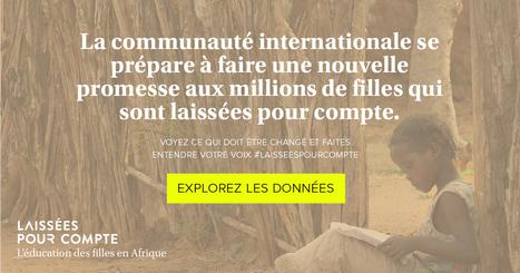 Laissées pour compte : l'éducation des filles en Afrique   Egalité fille-garçon au lycée   Scoop.it