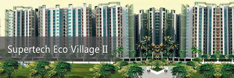 Supertech Eco Village 2 in Greater Noida West, Office, Commercial Shops | Aditya Estates™ | Real Estate property | Scoop.it