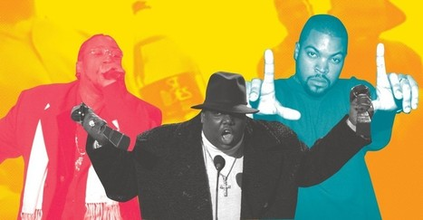 When Hip-Hop First Went Corporate | Hip Hop Education | Scoop.it