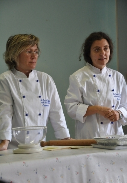 Corso di cucina senza glutine | Una cucina tutta per sé | celiachia network | Scoop.it