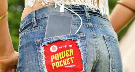 Power Shorts: Shake your rear to charge your gear | Technology in Business Today | Scoop.it