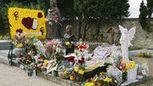La tombe de Claude François a été vandalisée - Le Matin Online   Infos People   Scoop.it