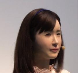 Le premier robot humanoïde plus vrai que nature est né ! | arslog | Scoop.it