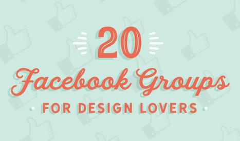 15 Facebook Groups for Design Lovers | El Mundo del Diseño Gráfico | Scoop.it