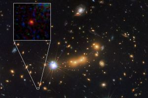 Hubble telescope finds furthest galaxy ever seen | Science News Highlights | Scoop.it