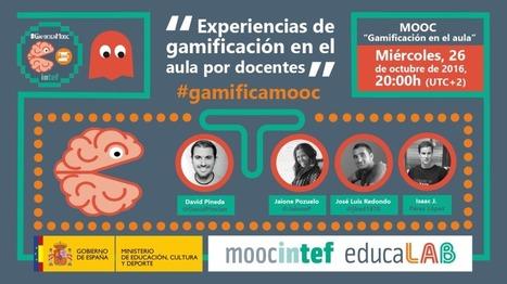 Experiencias de gamificación en el aula por docentes | Ludificación en Educación | Scoop.it