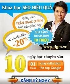 KHÓA HỌC SEO WEBSITE - DẠY LÀM SEO TẠI TP HCM | Effective SEO Courses | Scoop.it