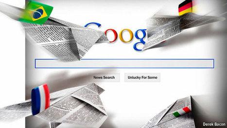 Newspapers versus Google | Journalism in Transition | Scoop.it