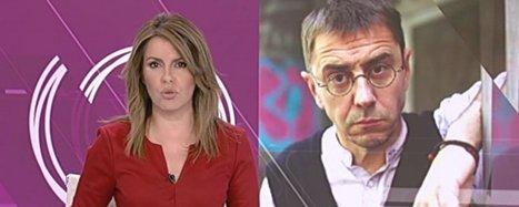 Si lo hace Monedero, abre el Telediario. Si lo hace Aznar, ni se menciona | ESPAÑA, LA CRISIS Y SUS POLÍTICOS | Scoop.it