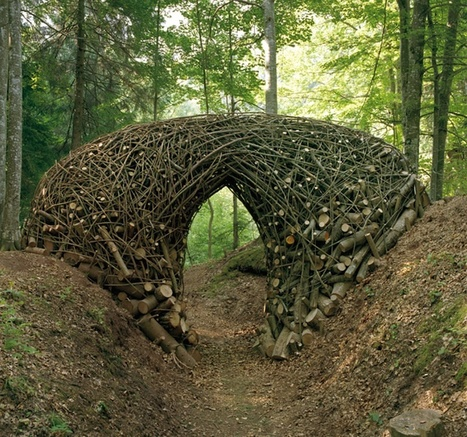 12 Amazingly Creative Examples of Environmental Art | PaginaUno - Arte&Design | Scoop.it