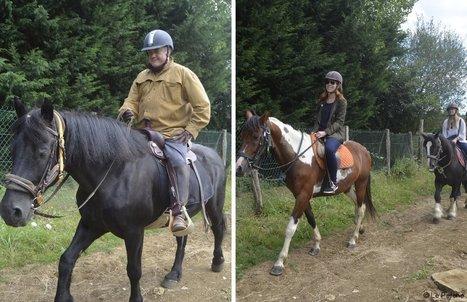 La Ferté-Bernard Le boom du tourisme équestre : cavaliers et chevaux au galop avec Aurel'Horse | Cheval et Nature | Scoop.it